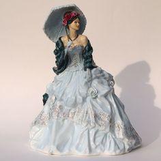 figurines, limited edition figurines, bone china figurines, peter holland figurines