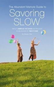 12 (Good) Habits to Create A Slower Family Life - Abundant Mama