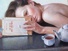 CAFÉ  E LIVRO: BOA PEDIDA!  Francine Van Hove