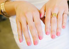 THE PERFECT WEDDING MANICURE: President and Founder of Bellacures, Samira Far, shares her fave looks for brides-to-be!