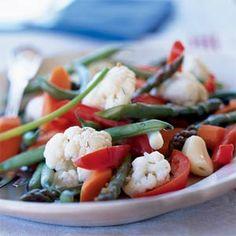 veget recip, cooking light, spring giardiniera, cook light