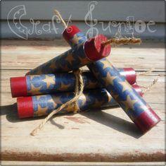 Firecrackers...