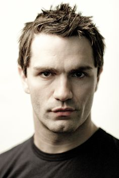 Of course he is a vamp ;) Sam Witwer who plays Aiden in Being Human U.S., and lead singer of The Crashtones.