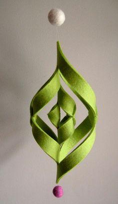 ornament swap idea