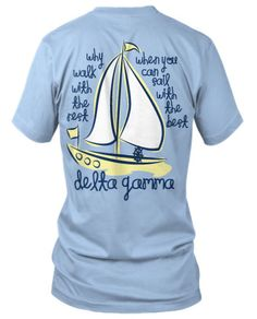 Delta Gamma Bid Day T-shirt