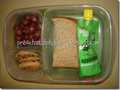 Lots of great toddler friendly lunch ideas