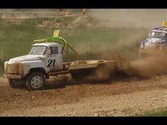 ГАЗ 53а - Cool tuning GAZ 53 - Russian Autocross Racing - Автокросс ГАЗ-53