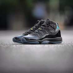 "Air Jordan 11 ""Gamma Blue"" Gotta have em' !!!!!!"