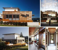 Architects in australia new zealand on pinterest 186 pins - Maison freshwater brewster hjorth architects ...