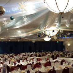 Celebrating season party at the #ParkInn #Northampton, everything is ready! #ParkInnmoment http://www.parkinn.co.uk/hotel-northampton