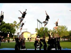 Cheerleading - Top Gun - Awesome