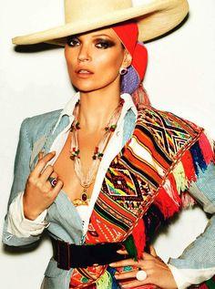 Vogue Paris, April 2013