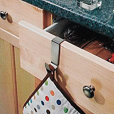 InterDesign® Forma Over-the-Cabinet Single Hook 3.99