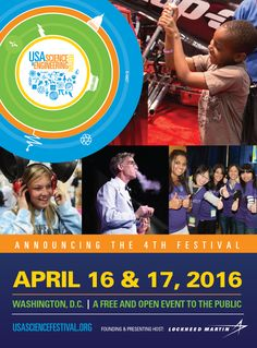 Dates for the 2016 Festival are set!! We'll be there- will you?
