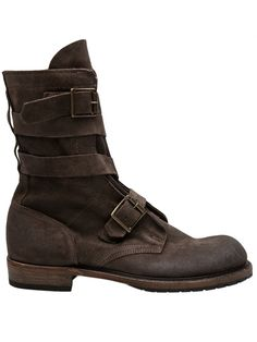 Issac Buckle Boot