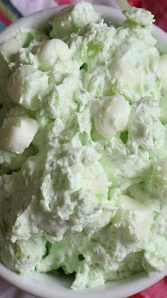 Old Fashioned Pistachio Salad (Watergate Salad)