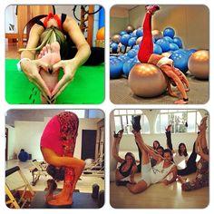 #atitudeboaforma: Top 4 alongamento... @thaisveronese @Juliana Cabral @gabimsaraiva @_luoliveira #boaforma #alongamento #exercicios