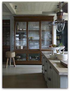 kitchen by ditto-worthy designer :: Steven R Gambrel