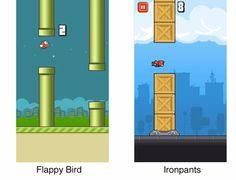 charts, app store, top chart, store top, clone fill, flappi bird, bird clone, forgotten, birds