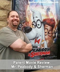 Parent Movie Review – Mr. Peabody & Sherman | Southern Outdoor Cinema