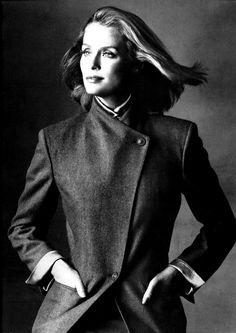 Lauren Hutton by Irving Penn 1980.