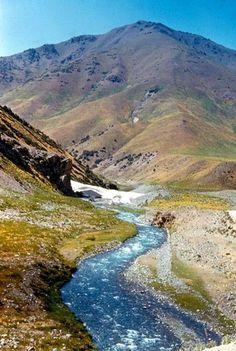 Қара-қасмақ, Kyrgyzstan