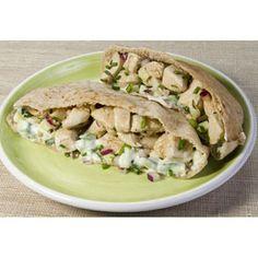 Chicken Pita Sandwiches