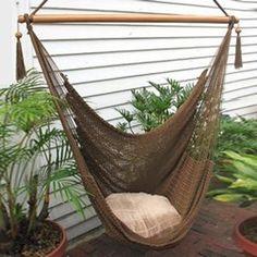 Outer Banks Hammocks NHC Nicaraguan Hammock Chair