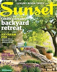 I love the west coast, and this magazine shows all of its beauty from recipes to vacation spots to home decorating and more.