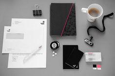 corporate identity / Making Waves