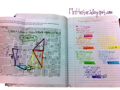 Pythagorean Thoerem: use a local map with straight streets and real distances! Students will do multiple problems to find a length of cable without grinding through a long worksheet!