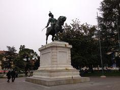 Vittorio Emanuele II - Piazza Bra, Verona