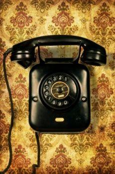 Vintage #telephone
