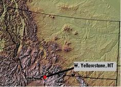 """West Yellowstone is located in Southwest Montana on the border of Yellowstone National Park, 90 miles south of Bozeman.  Nestled in the center of fly fishing's """"golden triangle"""", West Yellowstone is literally surrounded by Blue Ribbon trout water.  The Madison, Firehole, Gallatin, Yellowstone, and Lamar rivers are just a few that we are fortunate to call our home waters."""