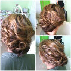 color, formal up do, formal hairstyles