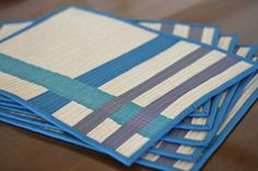 15 Favorite Placemat Tutorials « Sew,Mama,Sew! Blog