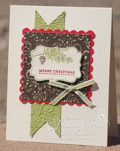 Tags til Christmas by Tkfite - Cards and Paper Crafts at Splitcoaststampers