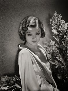 Myrna Loy by George Hurrell