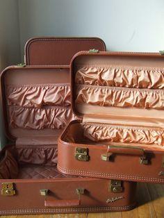 lady baltimore luggage white - Google Search