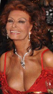 Sophia Loren - June 2009  Age 78  Born September 20, 1934