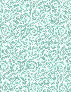 Vintage vine patterns