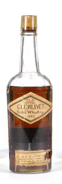 Old Vatted Glenlivet 1862