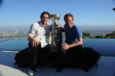 cup 2012, 247 hockey, stanley cup, hey matthewperri, la king, king cup, friend, hockey west, matthew perri