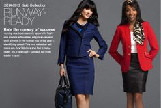 New director suit and red jacket! http://www.marykay.com/vanessamckenzie