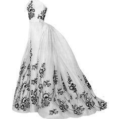 Sabrina dress - edited by Satinee ❤ liked on Polyvore