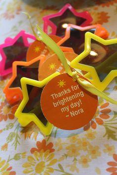 Thanks for brightening my day!! #birthdayparty #birthday #partyfavors