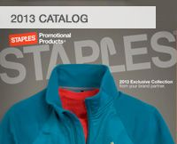 Flip through Staples Promotional Products' 2013 Exclusive Brands Catalog.