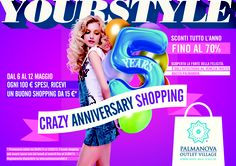 #Crazy #Anniversary #Shopping  #Bday @Palamnova Outlet