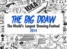 The Big Draw – World's Largest Drawing Festival