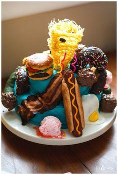 balls, birthday parties, chanc meatbal, food coloring, meatbal parti, spaghetti tornado, chanc parti, parti idea, 2014 birthday